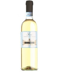 Вино, Decordi Soave, бел, п/сух-сух.., 11,5%, 0,75 л, ст/б/6