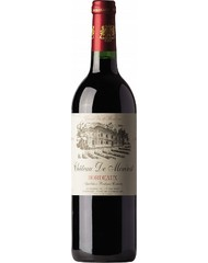 Вино, Chateau de Morinat Bordeaux, кр., сух., 12%, 0,75 л, ст/б/6