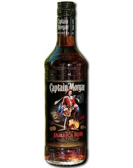 Ром, Captain Morgan, 40%, 0,5 л, ст/б/24