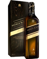 Виски, Johnnie Walker Duble Black, 40%, 0,7 л, ст/б/ПК/6