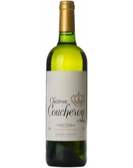 Вино, Andre Lurton Chateau Coucheroy Pessac-Leognan, бел., сух., 12,5%, 0,75 л, ст/б/12