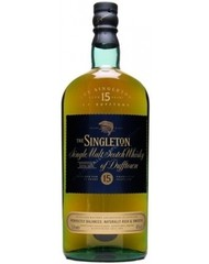 Виски, Singleton of Dufftown, 15 Y.O., 40%, 0,7 л, ст/б/6