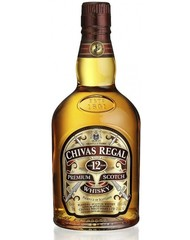Виски, Chivas Regal, 12 Y.O., 40%, 0,7 л, ст/б/ПК/12