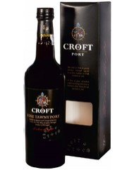 Портвейн, Croft Fine Tawny Port, сл., 20%, 0,75 л, ст/б/6