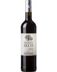 Вино, Monte Seco Rich Red Blend, кр., п/сл., 12%, 0,75 л, ст/б/6