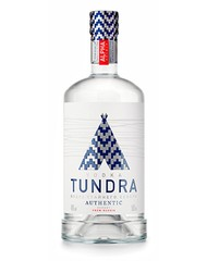 Водка, Tundra Authentic, 40%, 0,5 л, ст/б/12