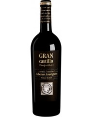 Вино, Gran Castillo Family Selection Cabernet Sauvignon, кр., п/сух., 13%, 0,75 л, ст/б/6