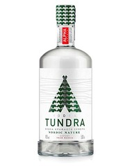 Водка, Tundra Nordic Nature, 40%, 0,5 л, ст/б/12
