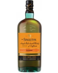 Виски, Singleton of Dufftown Sunray, 40%, 0,7 л, ст/б/6