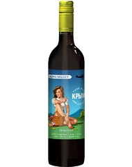 Вино, Alma Valley Picnic Wine, кр., сух., 14%, 0,75 л, ст/б/6