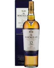 Виски, The Macallan Double Cask, 12 Y.O., 40%, 0,7 л, ст/б/ПК/6