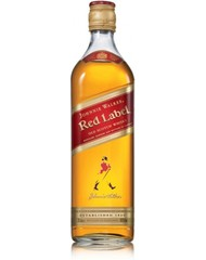 Виски, Johnnie Walker Red Label, 40%, 1,0 л, ст/б/12