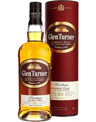 Виски, Glen Turner Heritage Double Cask, 40%, 0,7 л, ст/б/ПК/6