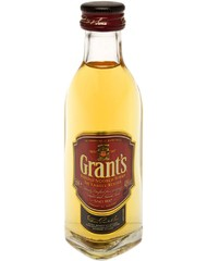 Виски, Grant's Family Reserve, 40%, 0,05 л, ст/б/12