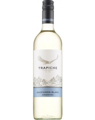 Вино, Trapiche Vineyards Sauvignon Blanc, бел., п/сух., 13%, 0,75 л, ст/б/6