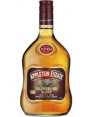 Ром, Appleton Estate Signature Blend, 40%, 0,7 л, ст/б/6