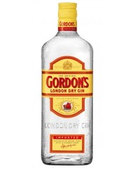 Джин, Gordon's London Dry, 40%, 1,0 л, ст/б/12