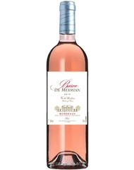 Вино, Baron de Mermian Bordeaux Rose, роз., сух., 12,5%, 0,75 л, ст/б/6