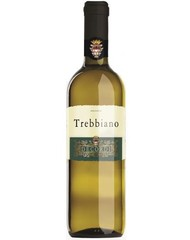 Вино, Decordi Trebbiano, бел, сух., 11%, 0,75 л, ст/б/6