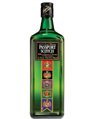 Виски, Passport Scotch, 40%, 0,5 л, ст/б/12